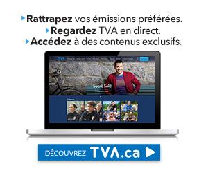 Découvrez TVA.ca