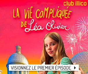 Voyez en présentation spéciale un nouvel épisode de La vie compliquée de Léa Olivier!!