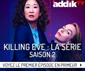 Voyez le premier épisode de la deuxième saison de Killing Eve : la série!