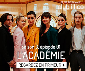 Voyez en primeur le premier épisode de la troisième saison de L'Académie!