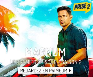 Découvrez en primeur le premier épisode de la deuxième saison de Magnum!