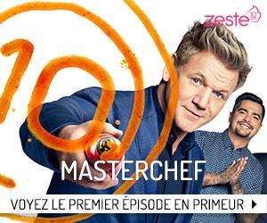 Voyez en primeur le premier épisode de la 10e saison de Masterchef!
