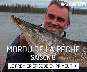 Voyez en primeur le premier épisode de la 8ème saison de Mordu de la pêche!