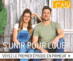 Découvrez dès maintenant le premier épisode de S'unir pour louer, une nouveauté de CASA!