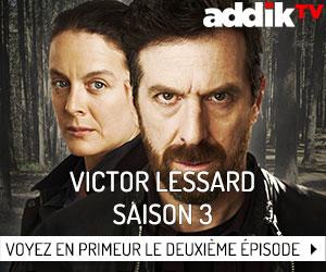 Voyez dès maintenant le deuxième épisode en primeur de la 3e saison de Victor Lessard!